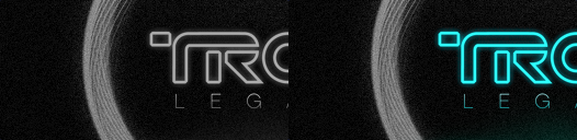 TRON: Legacy [Webdesign Contest]